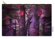 Flowers Among Thorns Carry-all Pouch