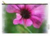 Flowers Are Gods Way 01 Carry-all Pouch