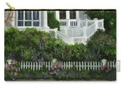 Flowers At Bay Head Carry-all Pouch