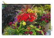 Flowers At Entrance Carry-all Pouch