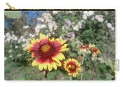 Flowers At The Farm Carry-all Pouch