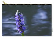 Flowers By The Water Carry-all Pouch