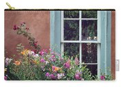 Flowers By The Window Carry-all Pouch