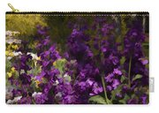 Flowers Dallas Arboretum V18 Carry-all Pouch