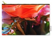 Flowers For A Loved One Carry-all Pouch