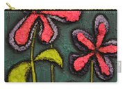 Flowers For Sydney Carry-all Pouch