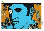 Flowers For The King Of Rock And Roll Carry-all Pouch