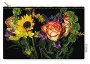 Flowers From The Heart Carry-all Pouch