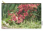 Flowers Greens Parks And Neighbourhood Cherryhill Nj America          Carry-all Pouch