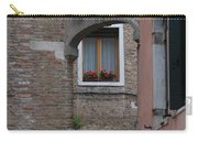 Flowers In A Window Carry-all Pouch