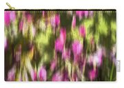 Flowers In Ink Carry-all Pouch