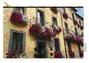 Flowers In Lazio Carry-all Pouch