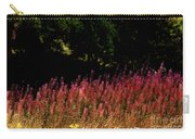 Flowers In The Breeze Carry-all Pouch