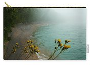 Flowers In The Fog Carry-all Pouch