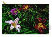 Flowers In The Garden 2 Carry-all Pouch