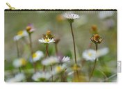 Flowers In The Hight Mountains. Carry-all Pouch