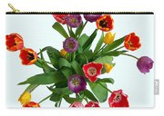 Flowers  Just  For  You Carry-all Pouch