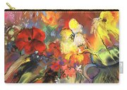 Flowers Of Joy Carry-all Pouch