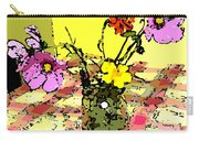 Flowers Of Love Carry-all Pouch