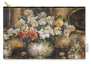 Flowers Of My Heart Carry-all Pouch