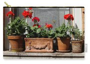 Flowers Of New York Carry-all Pouch