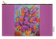 Flowers Of Passion Carry-all Pouch