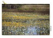 Flowers Of The Billabong Carry-all Pouch
