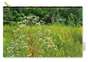 Flowers Of The Field Carry-all Pouch