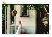 Flowers On Steps Carry-all Pouch