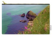 Flowers On The Coast Carry-all Pouch