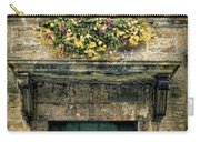 Flowers Over Doorway Carry-all Pouch