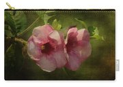 Flowers - Purple Allamanda Carry-all Pouch