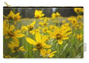 Flowers That Are Wild Carry-all Pouch
