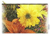 Flowers With Love Carry-all Pouch