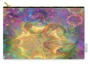 Flowerworks - Square Version Carry-all Pouch