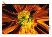 Flowery Flames Carry-all Pouch