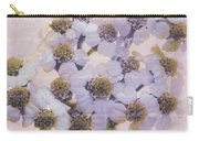 Flowery Greetings Carry-all Pouch