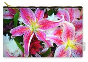 Flowerz Carry-all Pouch