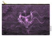 Flowing Heart Carry-all Pouch