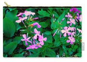 Flowing Phlox Carry-all Pouch