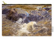 Flowing River Rapids Carry-all Pouch