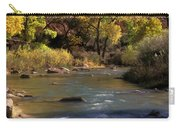 Flowing Through Zion National Park Carry-all Pouch