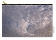 Fluff In The Sky Carry-all Pouch