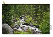 Fluid Motion - Crazy Woman Canyon - Crazy Woman Creek - Johnson County - Wyoming Carry-all Pouch