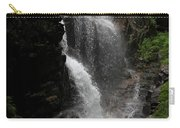 Flume Gorge Waterfall Nh Carry-all Pouch