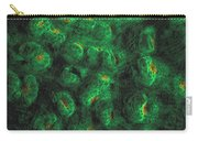 Fluorescent Corals, Mycedium Carry-all Pouch