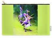 Fluorescent Pelicans Carry-all Pouch