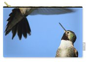 Fluttering Carry-all Pouch by Shane Bechler