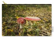 Fly Amanita Carry-all Pouch