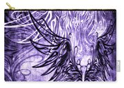 Fly Away Gothic Grape Carry-all Pouch